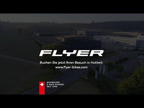 FLYER Erlebnis: Erleben Sie FLYER hautnah.