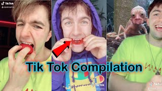 Funny Tiktok Compilation 2020 (Baby Tries, DNA, FACTS, Candy, Pranks)