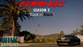 """Cobra Kai S02E02: """"Back in Black"""" Review"""
