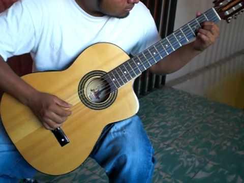 Musica Cristiana Hay momentos (solo guitarra acustica)