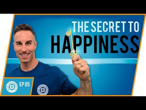 The Secret To HAPPINESS | Motivational Video | How to Be Happy | Dad University