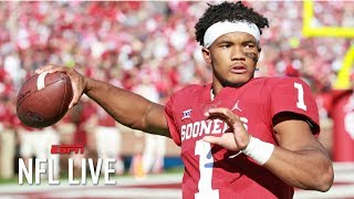 Which NFL team is the best fit for Kyler Murray?   NFL Live