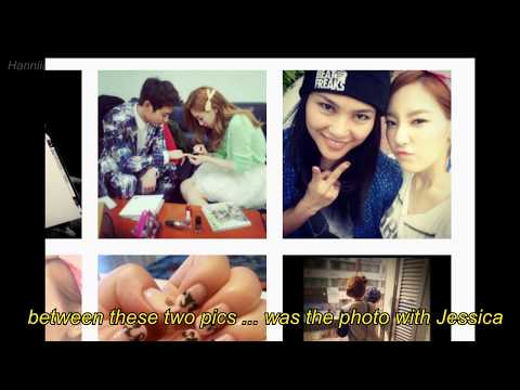 Why Taeyeon deleted pics about Jessica's Birthday ?