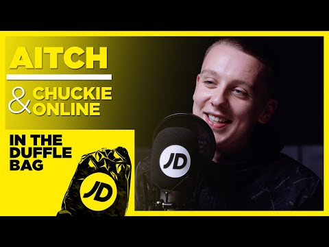 """jdsports.co.uk & JD Sports Voucher Code video: AITCH & CHUCKIE ONLINE   """"I'M MAKING MY OWN MOVES""""   JD IN THE DUFFLE BAG PODCAST"""