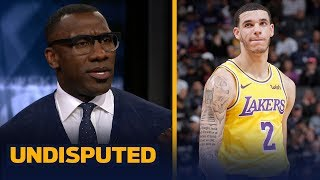 Lakers trading Lonzo Ball for Bradley Beal 'would be a good deal' —Shannon Sharpe | NBA | UNDISPUTED