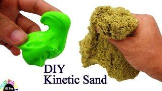Cách làm Cát Động Lực bằng Slime đơn giản nhất Cách 8 DIY Kinetic Sand with SLime