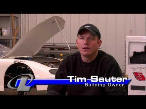 Lester Buildings: Testimonial - Race Shop