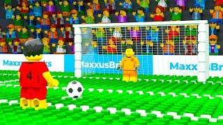 LEGO Football Penalty Fail