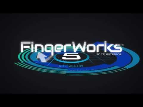 FingerWorks Overview with NewTek