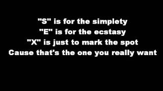 Nickelback - S.E.X. lyrics