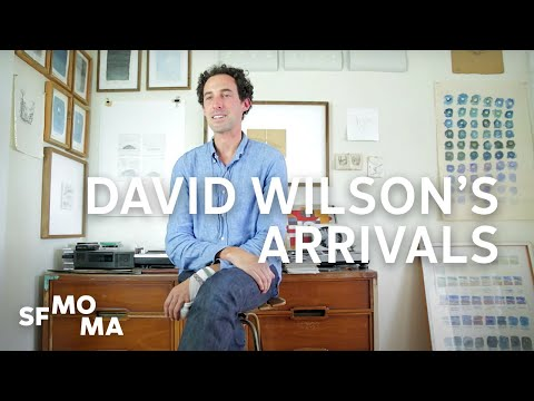David Wilson on Arrivals