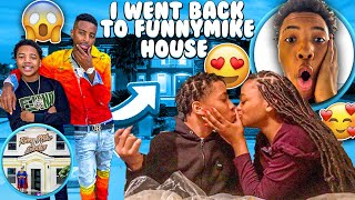 GOING BACK TO SEE FUNNYMIKE (MACEII KISSED ME AT THE LOCK IN)