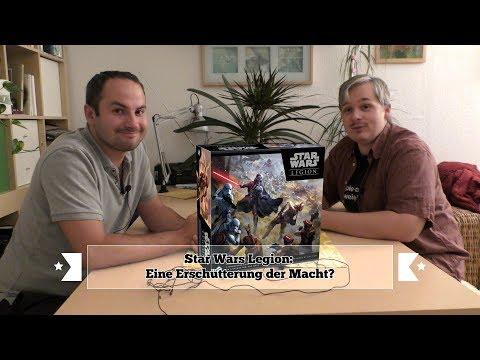 Das Erwachen der Macht: Star Wars Legion VS Warhammer 40.000