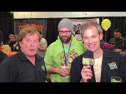 The Happy Hour Guys at New York City Beer Week! (Happy Hour Guys #345)