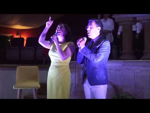Josue 10 12 Gladys Muñoz y Esteban Valdés en Vivo