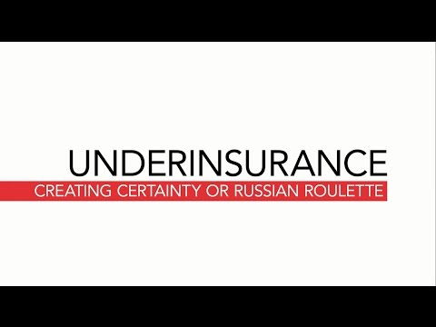MRIB - Underinsurance, Creating Certainty or Russian Roulette