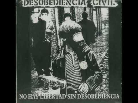 Desobediencia Civil- Un Bello Desorden