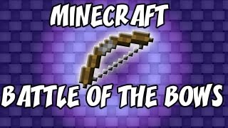 Minecraft: PvP | Battle of the Bows Map
