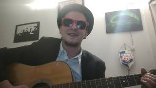 Big Bad Voodoo Daddy-Save My Soul (Acoustic Cover)