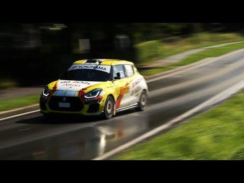 Cimbern Rallye - teaser