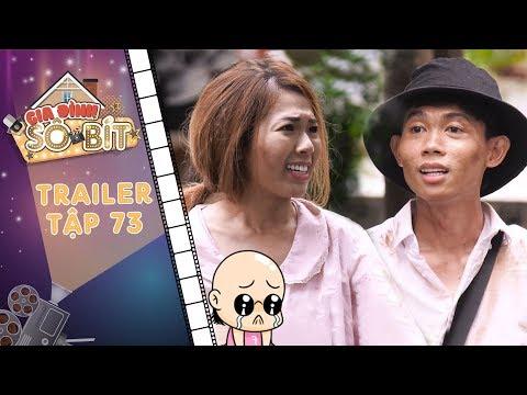 Gia đình sô - bít | Trailer 73: Gia Bảo, Ly Ly trở thành ăn mày vì khiến công ty thất thoát tiền tỷ?
