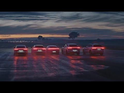 Porsche E-Performance: Emotion Electrified