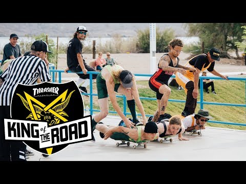 King of the Road 2016: Webisode 6