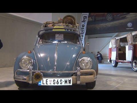 Volkswagen Beetle (1963) Exterior and Interior in 3D