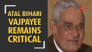 India prays for Atal Bihari Vajpayee: Ex-PM critical, on life-support system