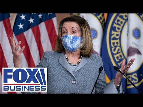 Rep. Massie sues 'Queen Pelosi' over mask fines