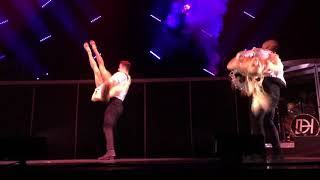 Derek Hough the Tour Opening Number