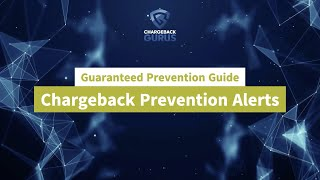 Chargeback Prevention Alerts