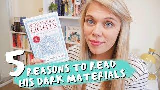 5 Reasons To Read His Dark Materials