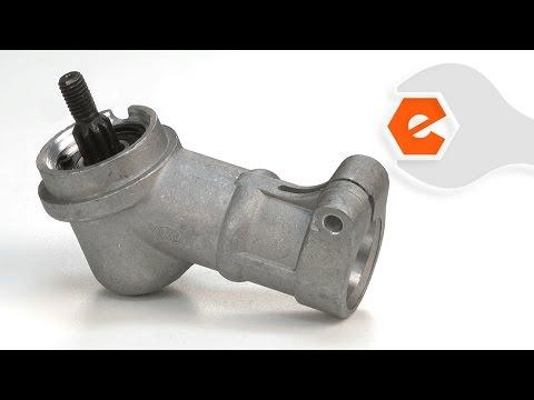 Trimmer Repair - Replacing the Gear Head (Ryobi Part # 308210009)