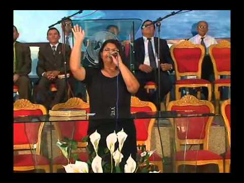 Baixar A hora do milagre de Elaine de Jesus, na voz da cantora Adna Rocha!