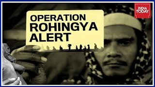 Rohingyas buying citizenship in Hyd.; India Today excl...