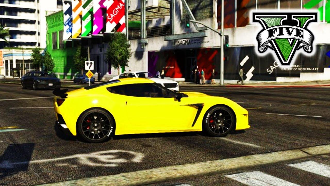 Custom Cars Gta 5 - Custom Cars Gallery