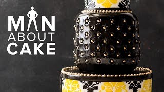 House of VERSACE Fashion Cake | Man About Cake with Joshua John Russell