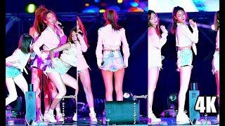 [4K]AOA(에이오에이) 설현(SeolHyun) Excuse Me 직캠 2018 김해 경상남도생활체육대축전 by BusanWolf
