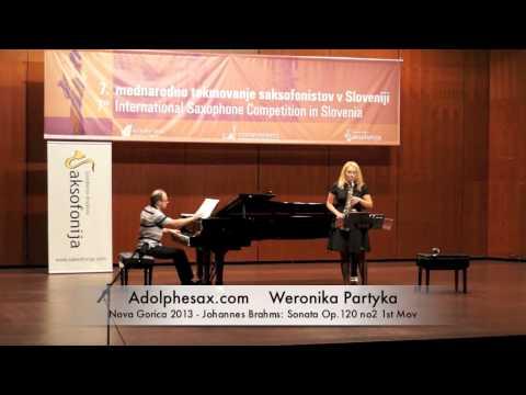 Weronika Partyka - Nova Gorica 2013 - Lojze Lebič: Invocation / à Primož Ramovš