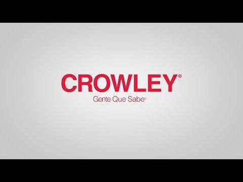 Crowley Maritime ConRo Actualización de Progreso #3