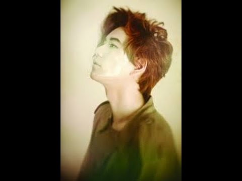 KyuHyun 3 Pencil Drawing  (Sexy Free and Single concept)