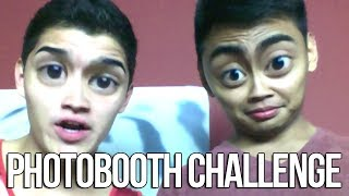 """THE PHOTO BOOTH """"CHALLENGE"""""""