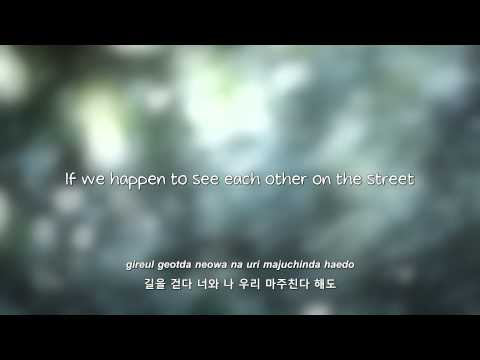 Big Bang- 하루하루 (Day by Day) lyrics [Eng. | Rom. | Han.]