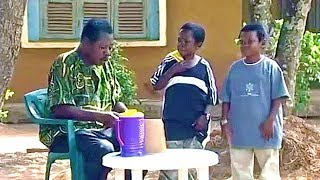 Sam Loco AND HIS TWO USELESS SONS - Nigerian Comedy Movies | Aki & Pawpaw Comedy Movies | Nollywood