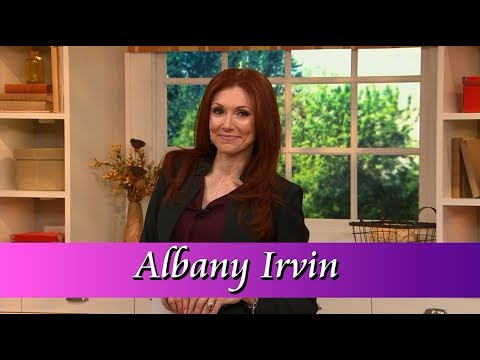 albany irvin qvc divorced and dating