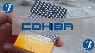 June Béo Review - Đánh giá thuốc lá Cohiba - xì gà nhỏ tới từ Cuba