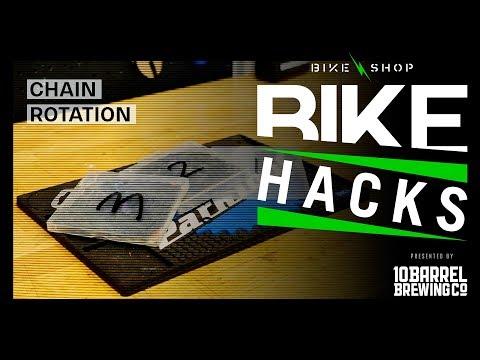 BIKE HACK: Share the Wear