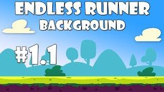 #1.1 Endless runner - Background