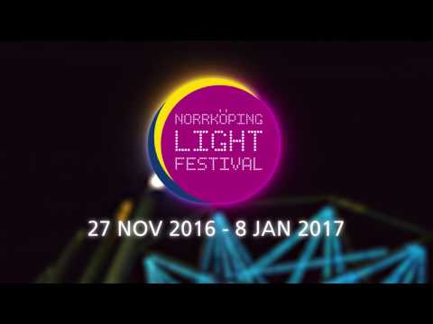 Norrköping Light Festival 2016-2017